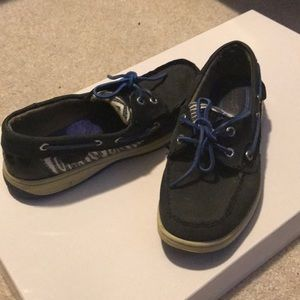 Sperry Top Sider Boat Shoes Size 8.5